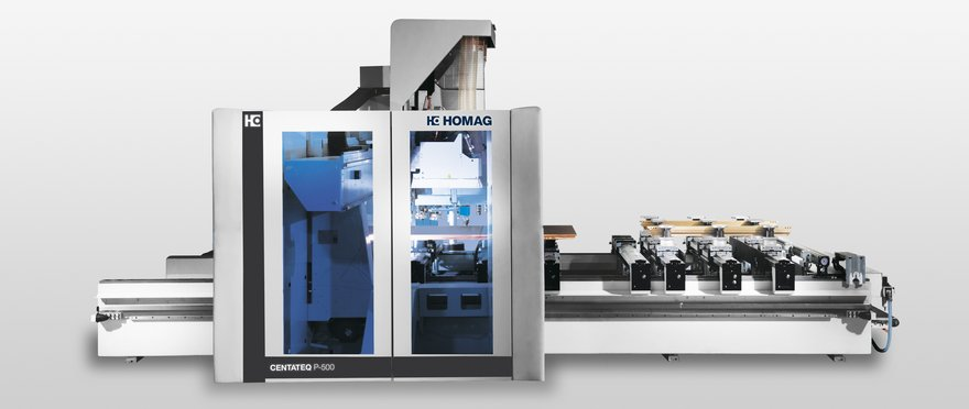 Production of windows, special elements and supplementary products: CENTATEQ P-500|600 series