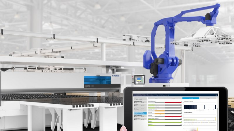 Smart-Factory-Konzepte: weniger Stapel, mehr Komfort