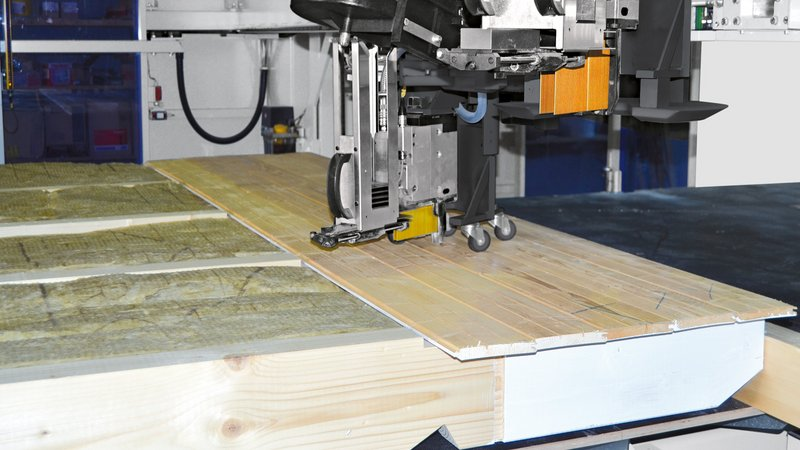 Fastening shuttering boards with WEINMANN multifunction bridge WALLTEQ