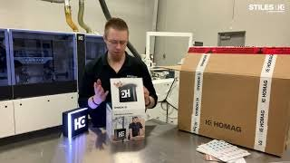 Unboxing the HOMAG Edgeband Management System