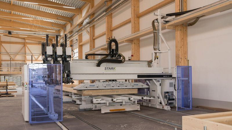 WEINMANN multifunction bridge WALLTEQ M-380 insuFill at Zimmerei Stark