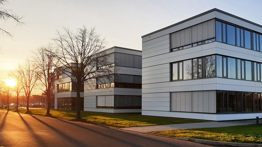 Office building HOMAG Bohrsysteme GmbH