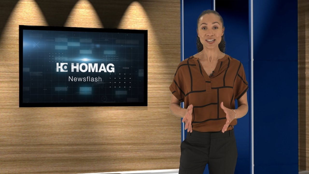 HOMAG Newsflash – News & Digital Events 2020
