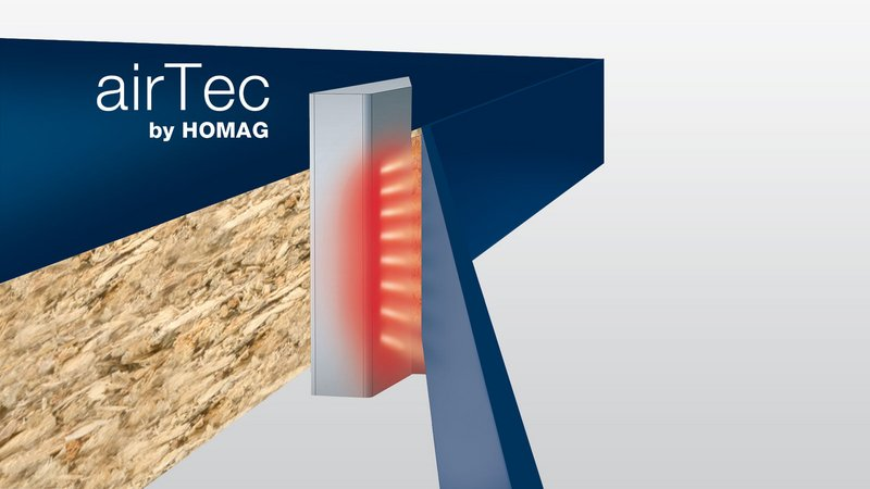 Zero-joint-technology with HOMAG airTec