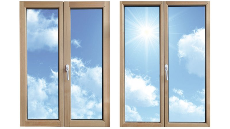 Windows with narrow profiles now promote a sense of well-being by allowing significantly more daylight.