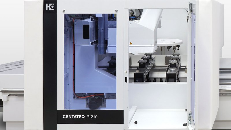 CENTATEQ P-210 Maximum insight