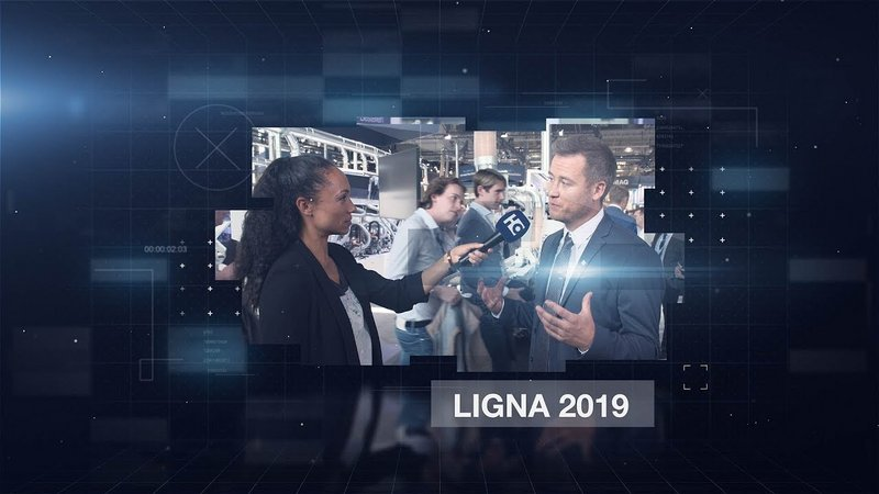 HOMAG Newsflash - Solutions for woodworking shops - live from the LIGNA 2019!