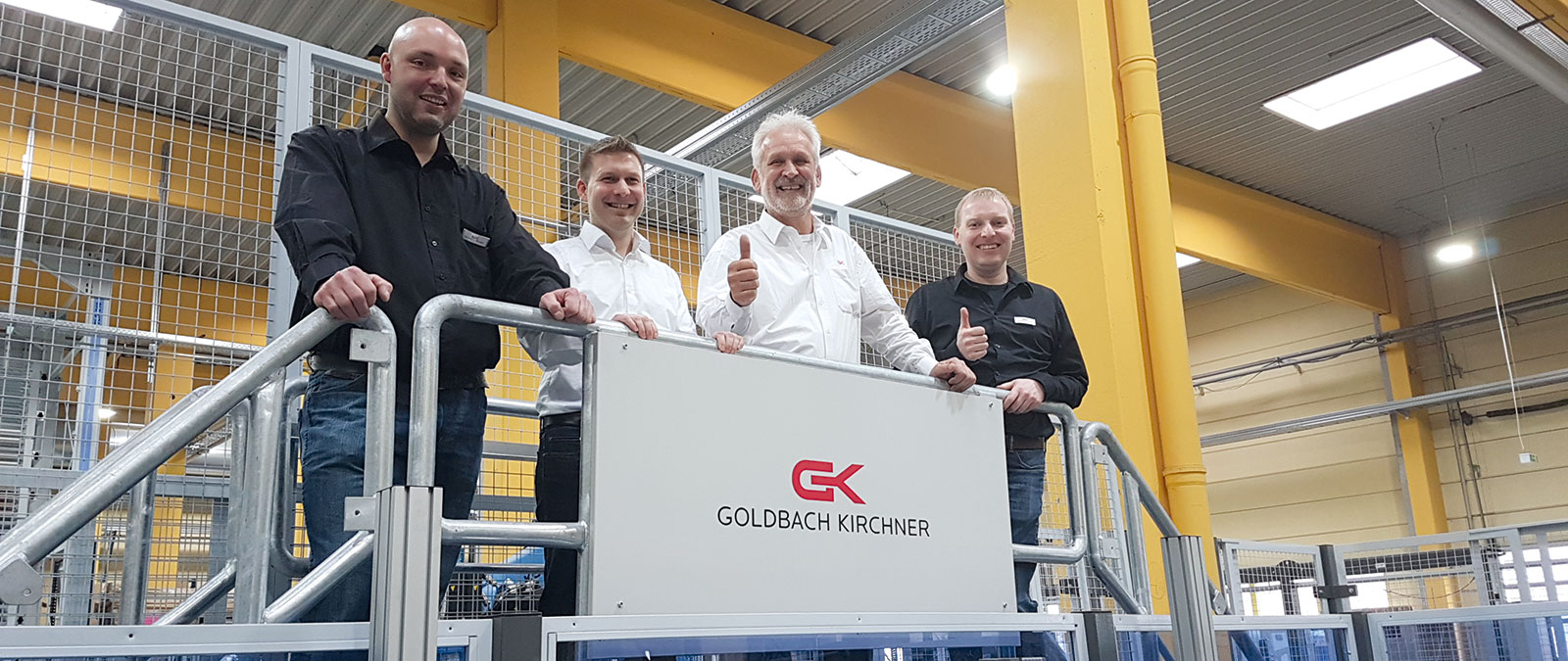 HOMAG showcase: Industry 4.0 in Dessau at Goldbach Kirchner