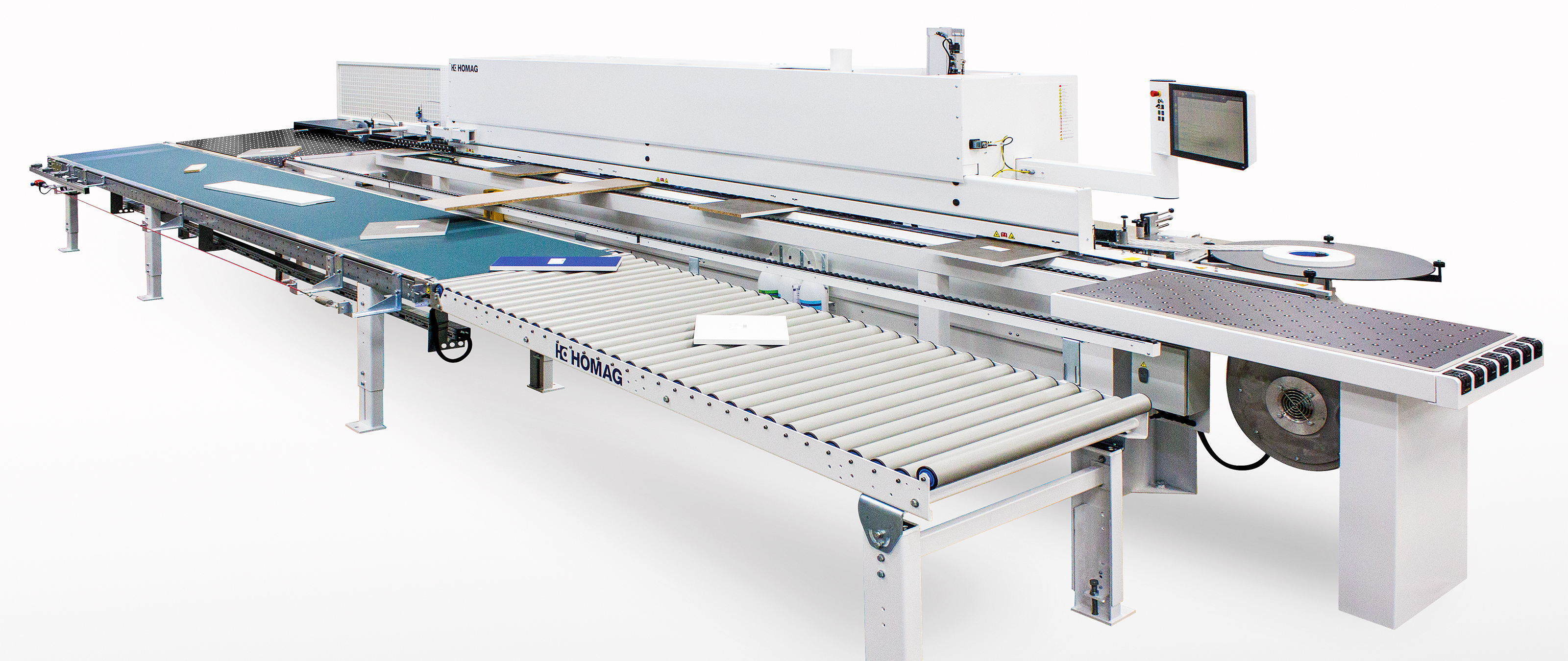Return conveyor LOOPTEQ O-300 | HOMAG