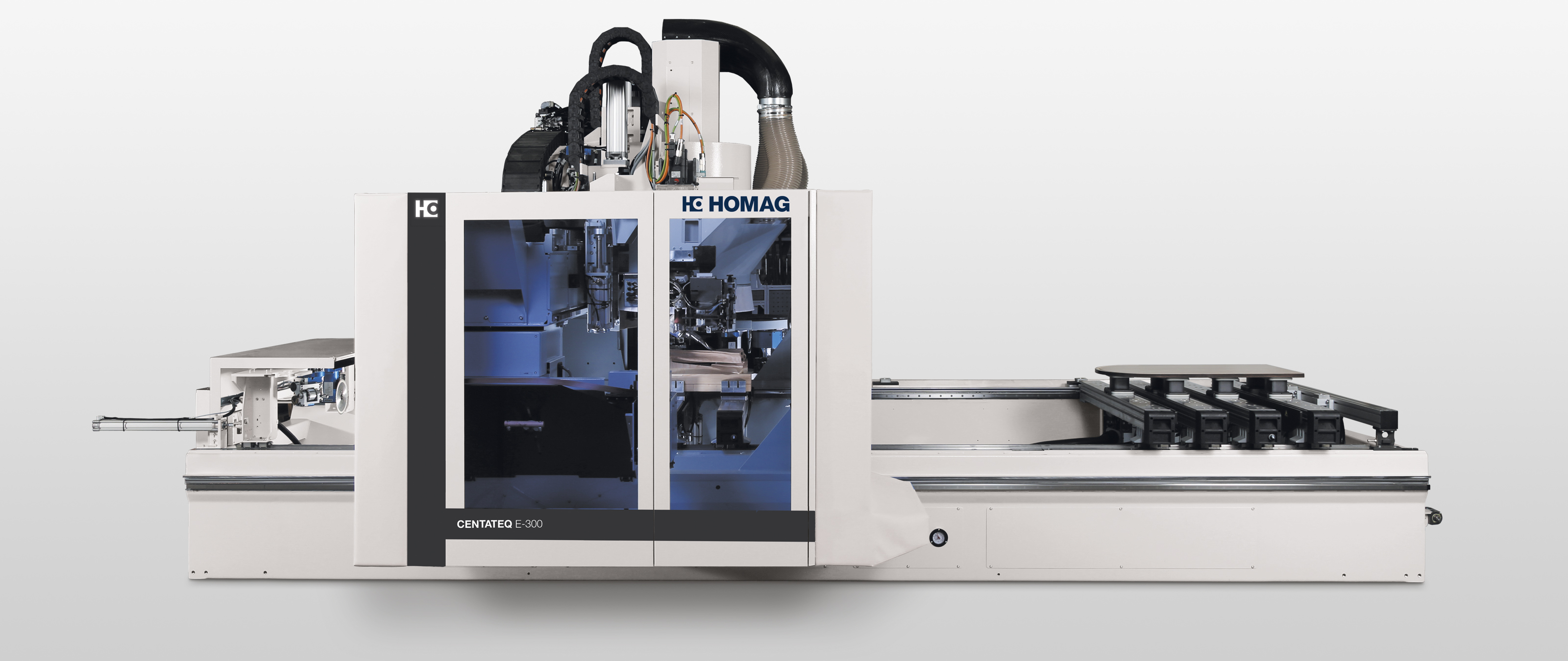 CNC processing center CENTATEQ E-300 from HOMAG