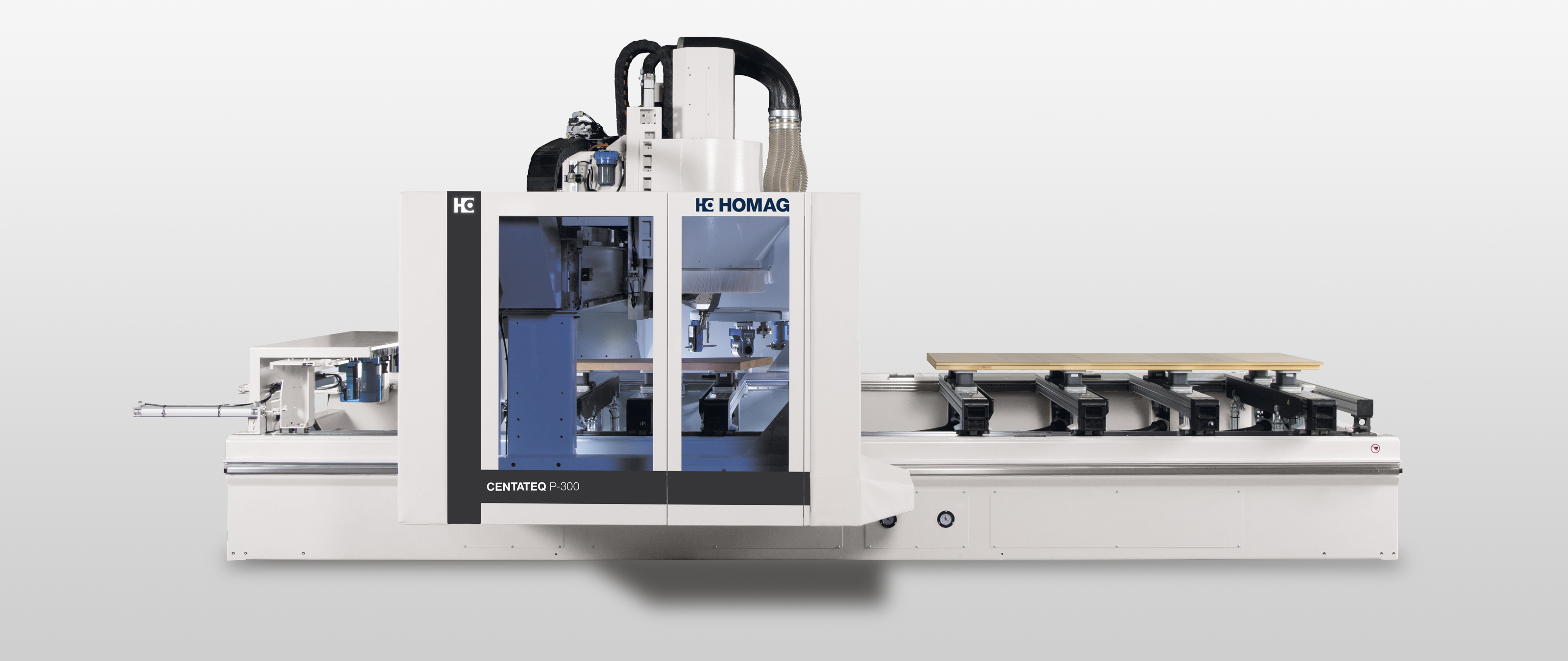 CNC-Processing ccenters Venture CENTATEQ P-300 from HOMAG
